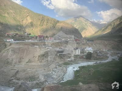 Become Owner Of Your Commercial Plot Today Which Is Centrally Located In Batakundi In Naran