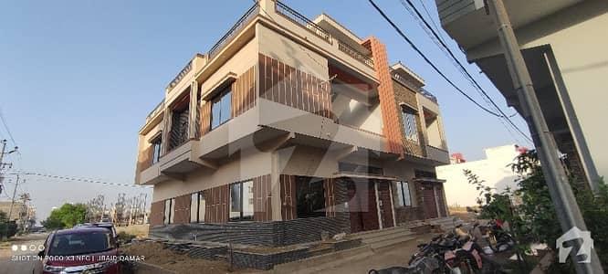 120 Sq Yard House For Sale In Punjabi Saudagar
