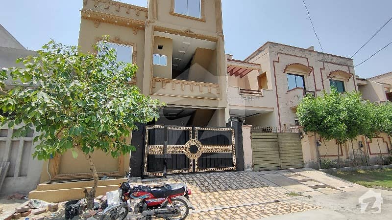 6 Marla Brand New Spanish House At Hot Location For Sale