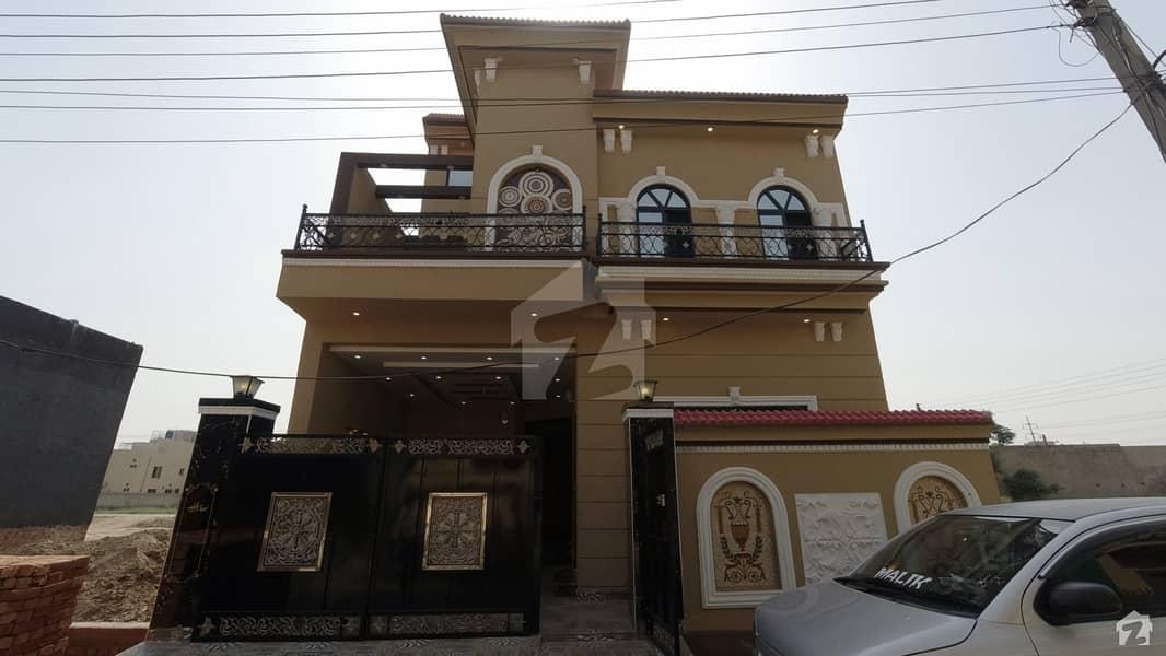 7 Marla House In Jubilee Town For Sale
