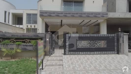 13 Marla Beautiful Design Brand New Bungalow Is For Sale At Divine Garden A Block