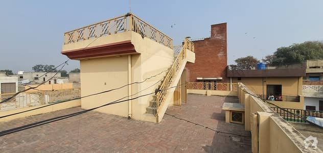 5 Marla House Is Available For Sale In Allama Iqbal Town