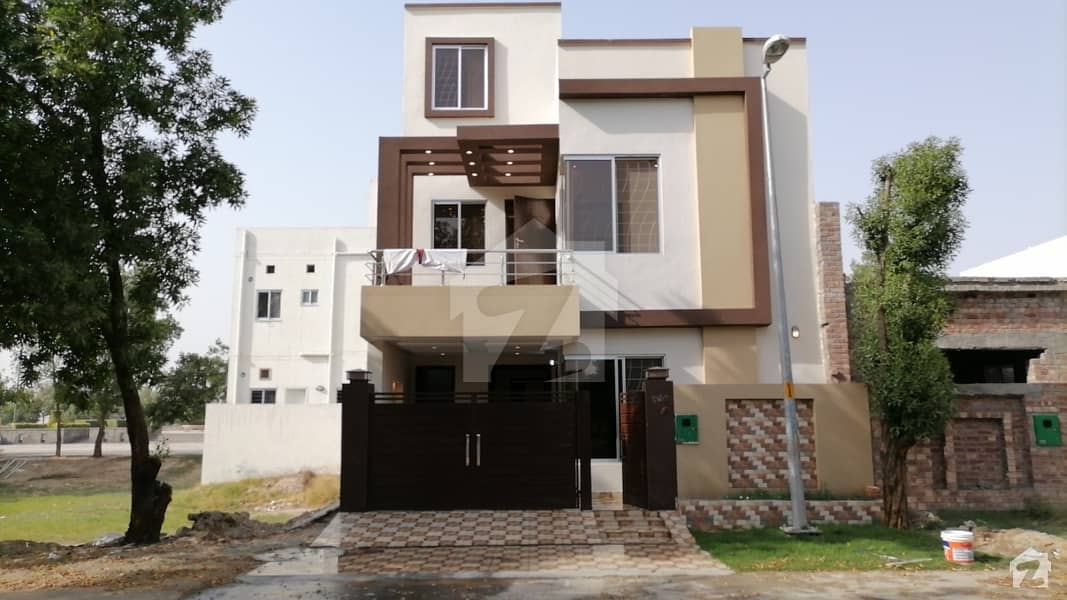 5 Marla Hot Location House Located In C Block Owner Built House Solid Construction