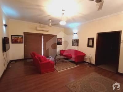 Fully Furnished 3 Beds Luxury  Apartment For Rent In F11