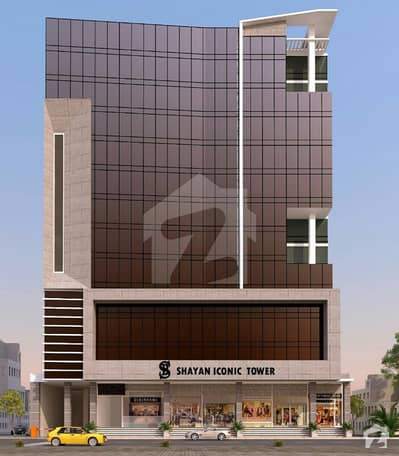 Booking Office Is Available For Sale At Most Prime Location On Main Shaheed-e-millat Road Karachi