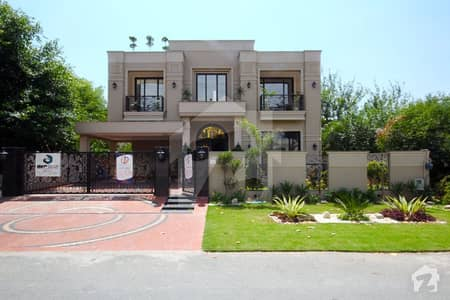 1 Kanal Brand New Modern Design Fully Basement  Bungalow For Sale In Phase 5