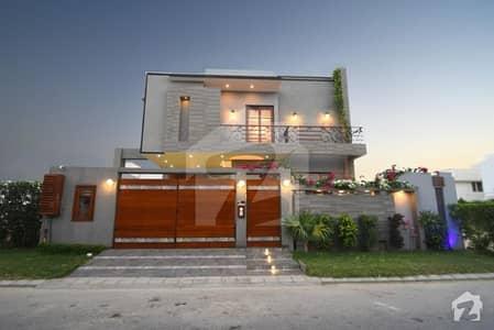 ڈی ایچ اے فیز 8 ڈی ایچ اے کراچی میں 6 کمروں کا 1 کنال مکان 15.45 کروڑ میں برائے فروخت۔