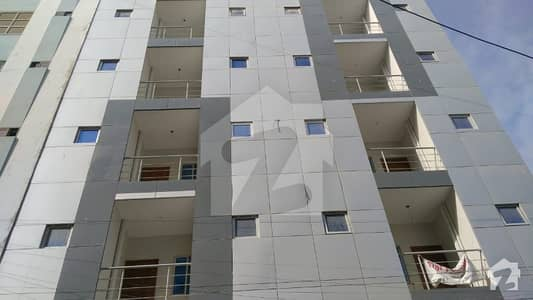 Ittehad Commercial 3 Bedrooms Brand New Apartment With Lift West Open