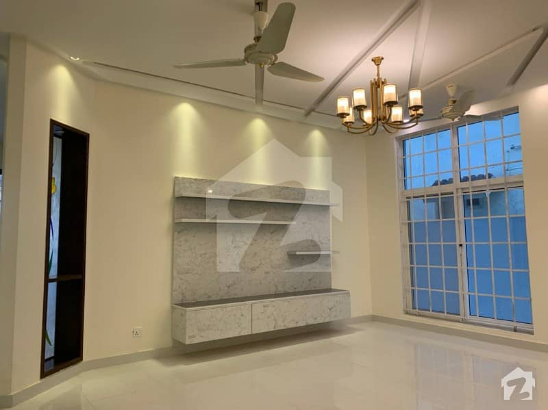 E-11/3 Brand New Architect Design  Size 500 Yds Double Story House  Complete Imported Fitting and Fixtures