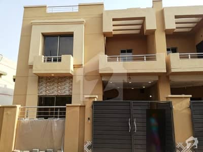 5 Marla Brand New Decent And Well Designed House At Ideal Location Is Available For Sale In T & T Aabpara Housing Society