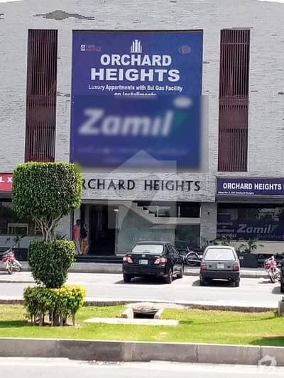 اورچرڈ ہائیٹس بحریہ آرچرڈ لاہور میں 1 کمرے کا 1 مرلہ دکان 40 لاکھ میں برائے فروخت۔