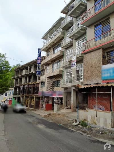 2200  Square Feet Flat For Sale In Bhurban