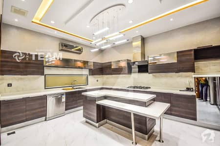 Brand New Most Luxury Bungalow With Imported Kitchen For Sale At Top Location