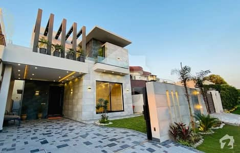 15 Marla brand new fully basement modern bungalow with gym and theater for sale