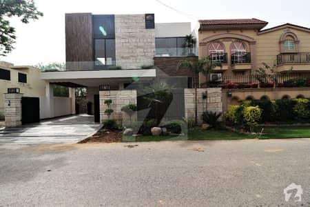 11 Marla Mazhar Munir Design Modern Bungalow For Sale In Phase 4