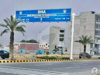 Kanal Residential Plot No 585 For Sale In DHA Phase 9 Prism
