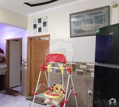 Your Dream 1400  Square Feet Flat Is Available In Lyari Town