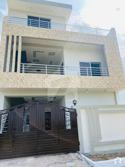 House For Sale In Wah Cantt New City