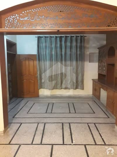 5 Marla Independent Lower Portion For Rent
