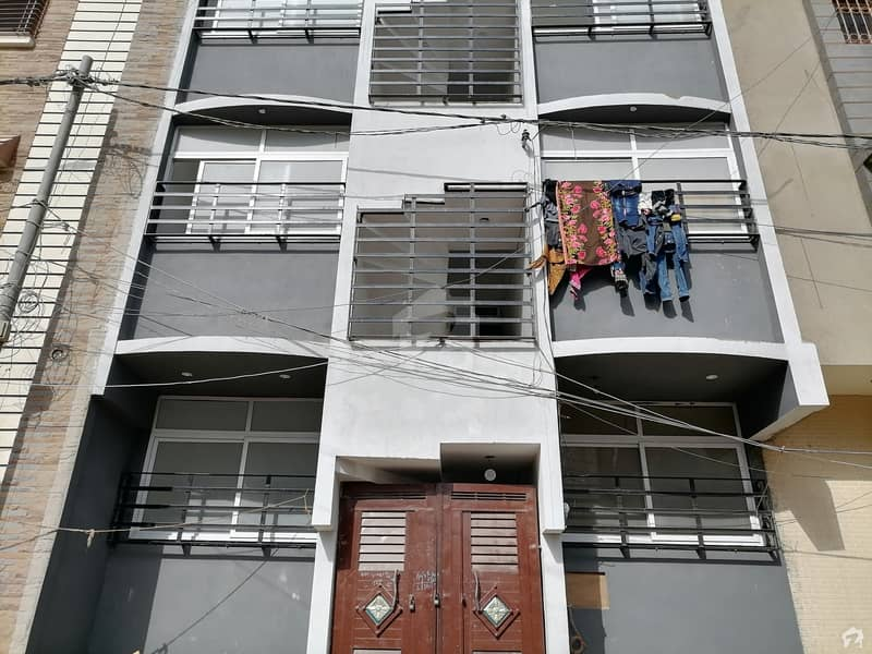 کورنگی - سیکٹر 31-جی کورنگی کراچی میں 2 کمروں کا 2 مرلہ فلیٹ 24.5 لاکھ میں برائے فروخت۔