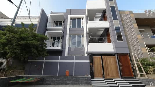 Brand New West Open Park Facing Ground Plus 2 Floors House Is Available For Sale
