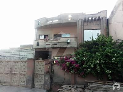 اڈیالہ روڈ راولپنڈی میں 6 کمروں کا 12 مرلہ مکان 45 ہزار میں کرایہ پر دستیاب ہے۔