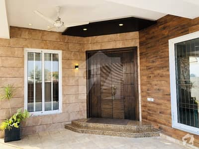 12 Marla Most Beautiful Modern Like Brand New With Basement House Available For Rent In Dha Phase 4 Block Dd Lahore