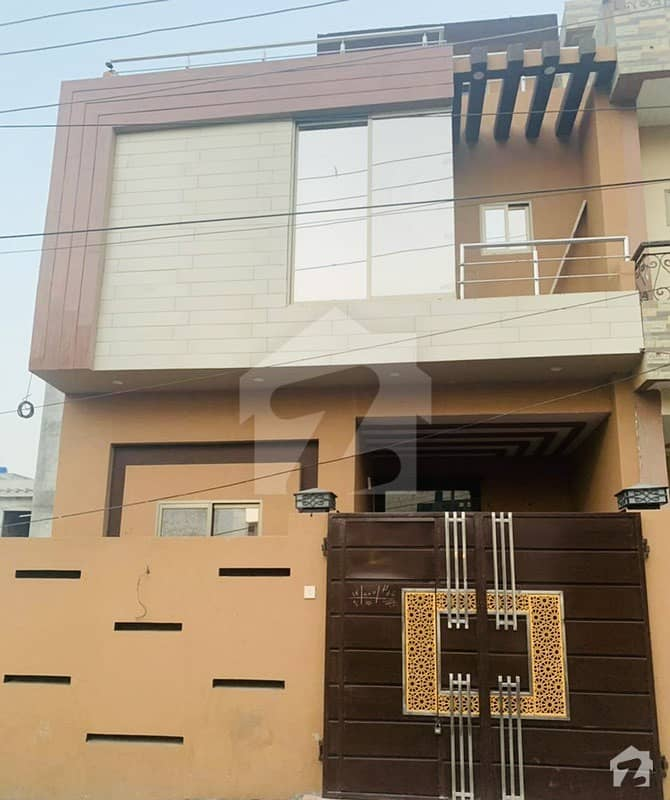 3 Marla House For Sale A Block Barand New