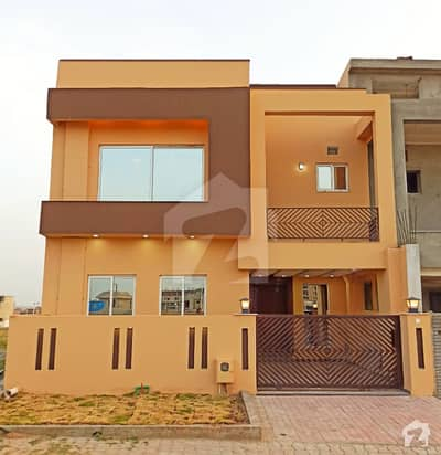 5 Marla Double Storey Brand New House For Sale Bahria Town Phase 8 Block M Rawalpindi
