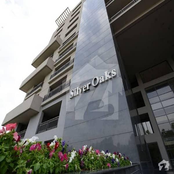 سلوراوکس اپارٹمنٹ ایف ۔ 10 اسلام آباد میں 3 کمروں کا 8 مرلہ فلیٹ 4.1 کروڑ میں برائے فروخت۔