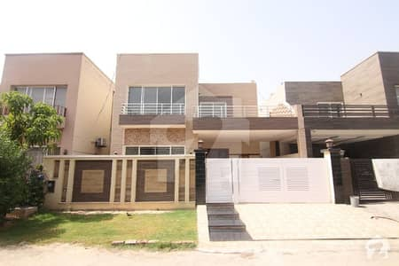 10 Marla Brand New Lush DHA Level Bungalow For Sale In Divine Garden Airport Road