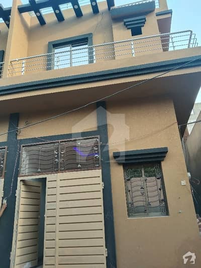 3 Marla Double Storey House Brand New Home Water Electricity Gas Available