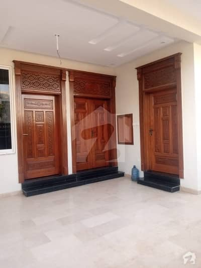 7 Marla Double Storey Brand New House For Sale At G-15