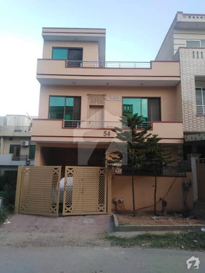 Prime Location Luxury 25x40 House For Sale In G 13