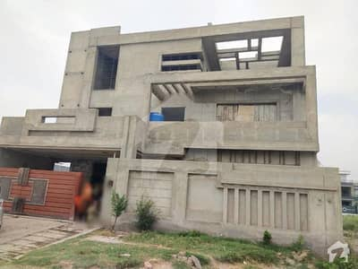 1 Kanal Grey Structure House
