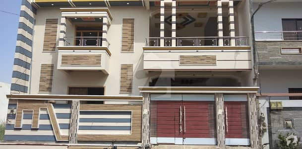 240 Sq. yd Double Story 6 Bedrooms House In Gwalior Society