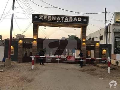 400 Sq Yard In Zeentabad Chs Scheme 33 1st Belt Plot From Entrance Gate