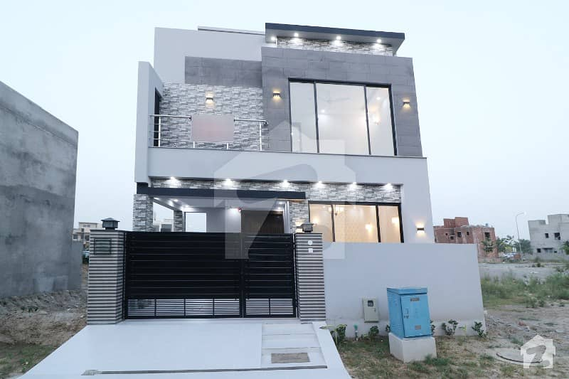 5 Marla Brand New Luxury House Is Available For Sale
