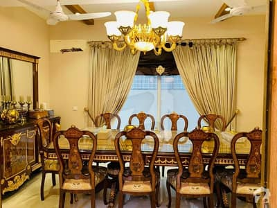 Furnished 8 Bedroom House For Rent In F-7