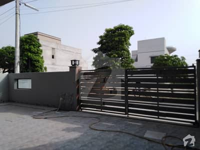 10 Marla House Ideally Situated In Wapda City - Block B
