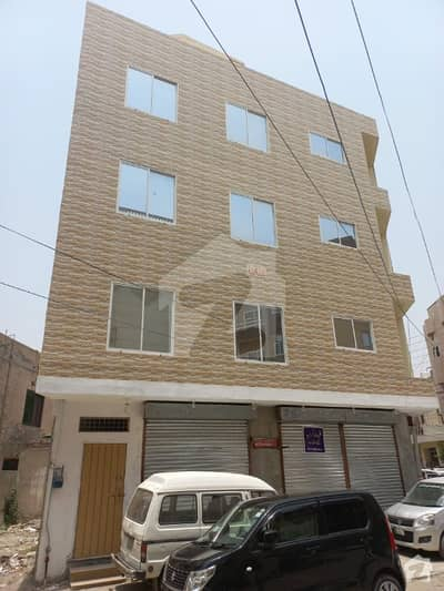 Pchs A Beautiful Brand New  Plaza Corner Near To Dha Phase 4 For Sale Good Location