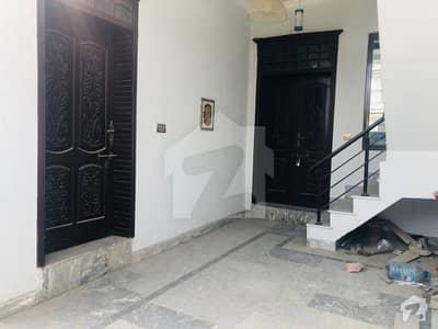 5 Marla Double Storey Boulevard Corner House In Gulraiz