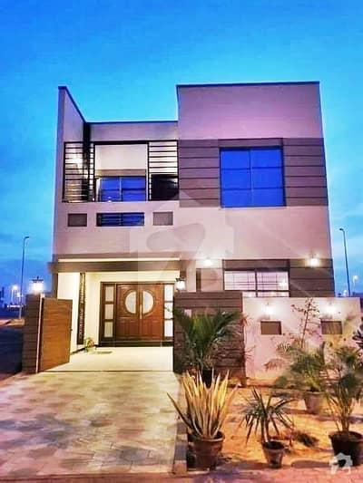 125 Sq Yards Ultra Modern Luxury Villa For Sale In Bahria Town - Ali Block