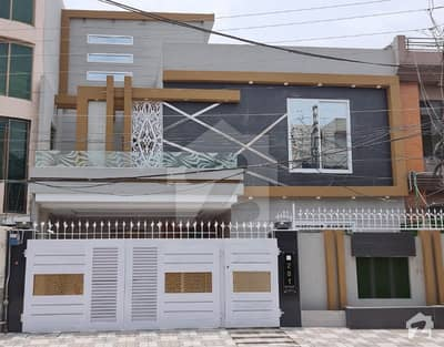 10 Marla Brand New Very Beautiful Fully Furnished House For Sale