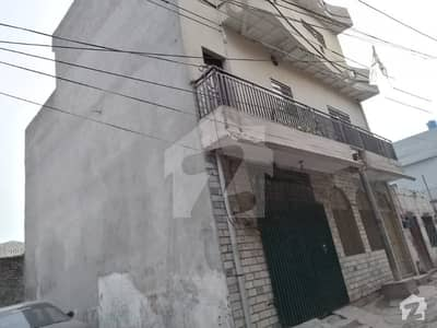 4 Marla Triple Storey House For Sale