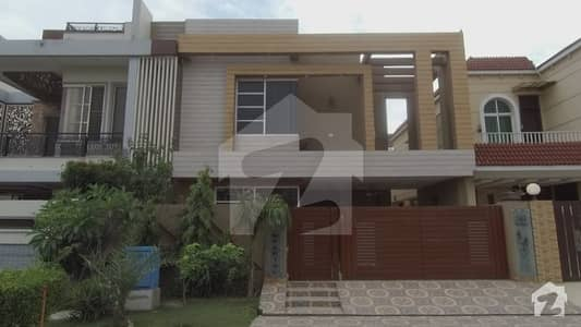 10 Marla Brand New Beautiful Design Owner Build Solid Construction House Is For Sale At Main Paragon City Imperial 1 Block