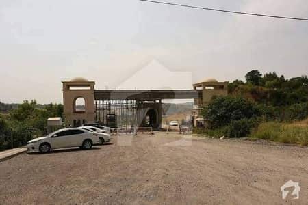 آغوش فیز 2 آغوش اسلام آباد میں 1 کنال رہائشی پلاٹ 85 لاکھ میں برائے فروخت۔