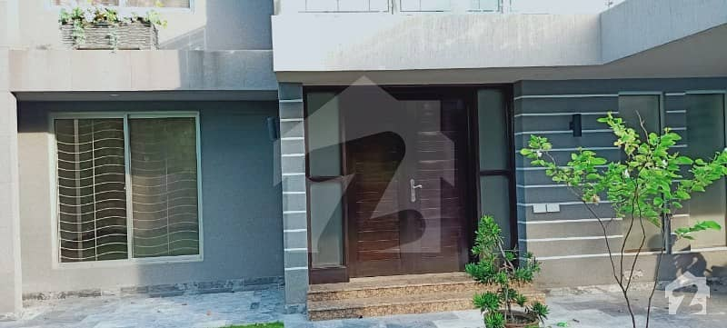 1 Kanal House For Sale In Punjab Coop Housing Society Lahore