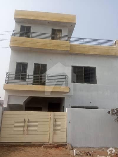 الحرم گارڈن ۔ بلاک بی الحرم گارڈن لاہور میں 5 کمروں کا 6 مرلہ مکان 70 لاکھ میں برائے فروخت۔