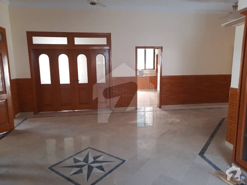 4500  Square Feet House For Rent In The Perfect Location Of F-7